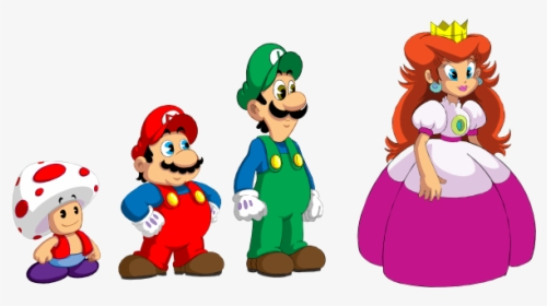 Super Mario Bros Super Show Princess Toadstool Hd Png Download