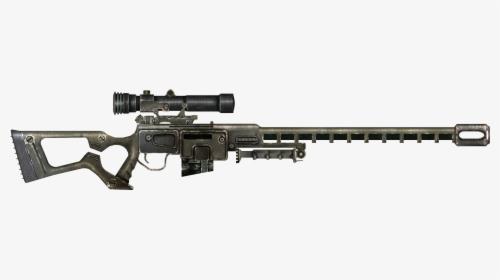 Mlg Gun Png Fallout 3 Sniper Rifle Transparent Png Kindpng