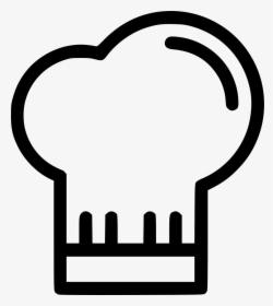 koki chef hat 01 gorro de chef silueta hd png download kindpng koki chef hat 01 gorro de chef