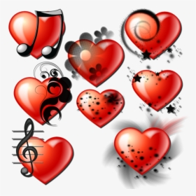Coeurs Png En Kit Heart Transparent Png Kindpng
