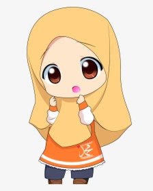 Wanita Muslimah Png Cewek Muslim Png Transparent Png Kindpng