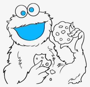 Download Template Cookie Monster Svg Free Images