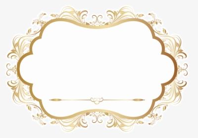 Transparent Arabesco Dourado Png Frame Arabesco Dourado