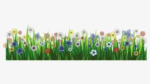 transparent grass clip art flower garden transparent background hd png download kindpng transparent grass clip art flower