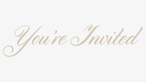 30+ You're Invited Png Transparent JPG