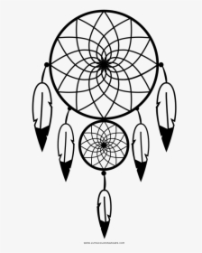 Dreamcatcher Coloring Pages Page Ultra Pages Dreamcatcher Dream Catcher Logo Png Transparent Png Kindpng