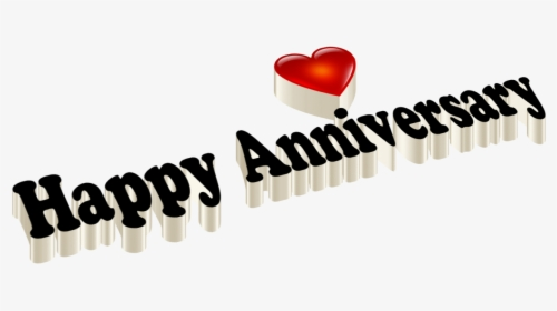 Happy Anniversary PNG Images, Free Transparent Happy Anniversary Download -  KindPNG