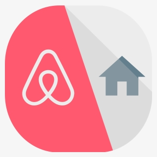 Airbnb Logo White Png Transparent Png Kindpng