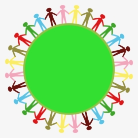Hands Clipart Unity People Holding Hands Cartoon Hd Png Download Kindpng