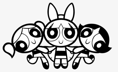 Powerpuff Bliss Saved Day Powerpuff Girls Coloring Pages Bliss Hd Png Download Kindpng