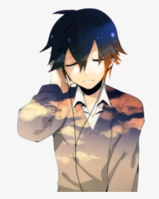 Anime Boy Png Images Free Transparent Anime Boy Download Kindpng