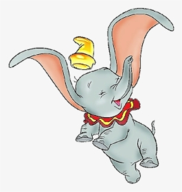 Disney Clipart Dumbo - Coloriage Dumbo - Png Download (#1956578) -  PinClipart