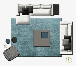 Office Furniture Top View Png