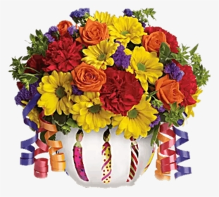 Birthday Flowers Png Images Free Transparent Birthday Flowers Download Kindpng