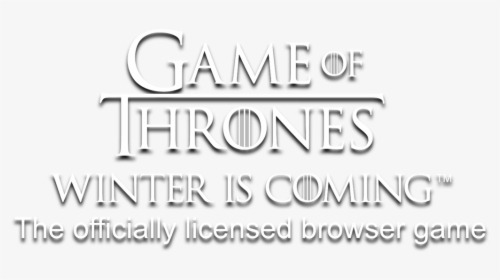 Game Of Thrones Logo Png Images Free Transparent Game Of Thrones Logo Download Kindpng