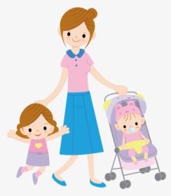 Ayah Dan Ibu Kartun Hd Png Download Kindpng