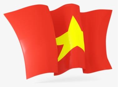 Vietnam Flag Png Transparent Image Ghana Flag Waving Png Png Download Kindpng