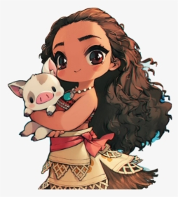Transparent Moana Clip Art Moana And Lilo And Stitch Hd Png Download Kindpng