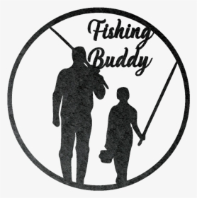 Fishing Rod Clipart Transparent Background Gone Fishing Sign Clipart Hd Png Download Kindpng