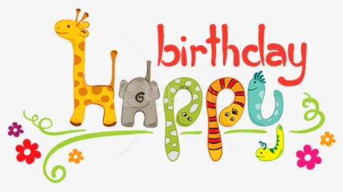 Happy Birthday Wishes Png Images Free Transparent Happy Birthday Wishes Download Kindpng