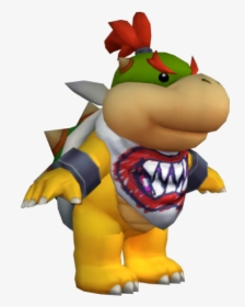 Download Zip Archive Bowser Jr Transparent Hd Png
