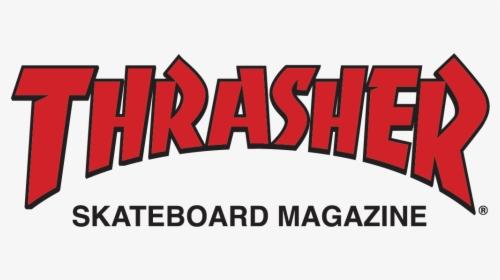 Thrasher Pink Brack Thrasher Skate Rock Hd Png Download Kindpng