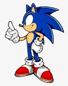 Sonic Hedgehog Jumping Side Sonic The Hedgehog Png Transparent Png Kindpng