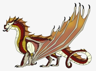 Wings Of Fire Dragons Skywings Wings Of Fire Dragons Skywing Hd Png Download Kindpng