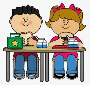 Free Kids Eating Snack Clip Art with No Background - ClipartKey