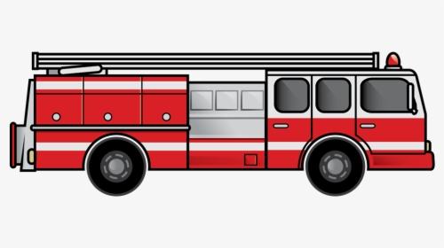 Fire Engine Clipart Image - Cartoon Firetruck | Free clip art, Fire trucks,  Clip art
