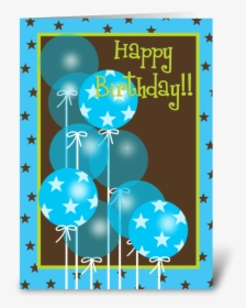Transparent White Balloons Png Birthday Invitation Card