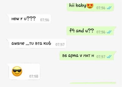 Chat free whatsapp love Girls Whatsapp
