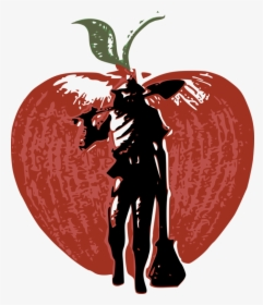 Johnny Appleseed Free Clipart Hd Png Download Kindpng