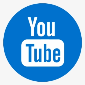 Blue Youtube Logo Png Images Free Transparent Blue Youtube Logo Download Kindpng