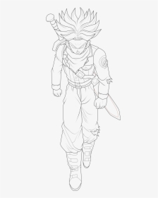 My Family Fun - Dragon Ball Z Printable Coloring page The most ... | 280x224