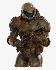 Doom Slayer Helmet Transparent Hd Png Download Kindpng
