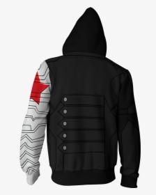 Winter Soldier Cosplay Zip Up Hoodie Jacket Linkin Park