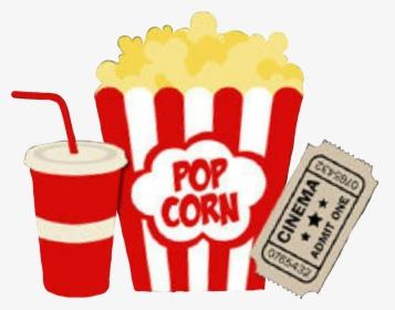 Transparent Movie Popcorn Png Clip Art Movie Popcorn Png Download Kindpng