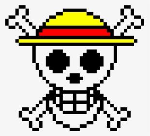 Pixel Art Tete De Mort Hd Png Download Kindpng