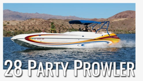 Speed ​​Boat Party