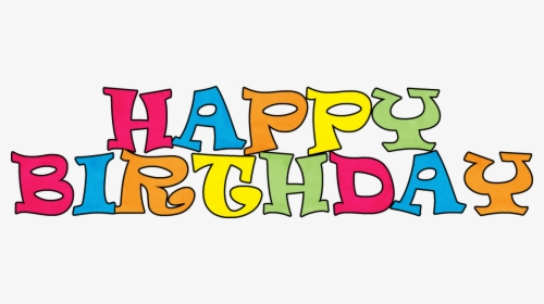 Happy Birthday In Png Images Free Transparent Happy Birthday In Download Kindpng