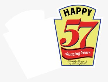 Heinz 57 Label
