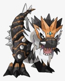 Pokemon Mega Tyrantrum Hd Png Download Kindpng