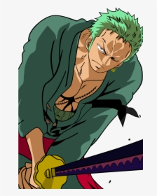 Wallpaper Roronoa Zoro Hd Png Download Kindpng