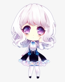 Look Into My Eyes By Maruuki Cute Anime Chibi Eyes Hd Png