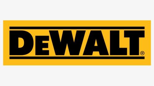 Dewalt Logo Wallpaper Dewalt Power Tools Logo Hd Png Download