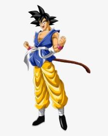 Adult Goku Dragon Ball Hd Png Download Kindpng