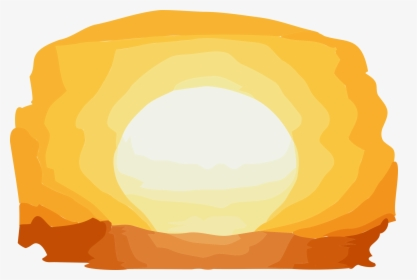 Sundown Clip Art