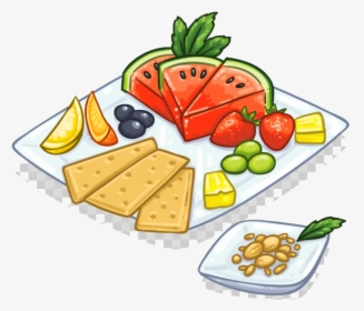 Healthy Food Snack Diet Clip Art Transprent Transparent - Healthy ...