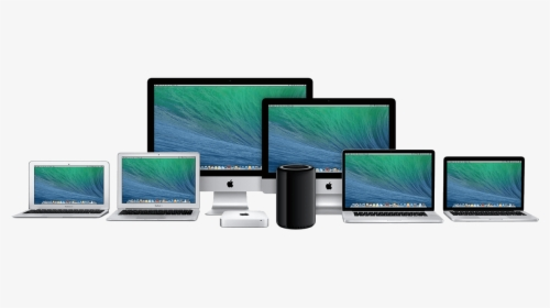 Mac Model Banner Apple Mac Pro Banners Hd Png Download Kindpng